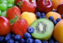 antiossidanti frutta