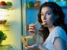 mangiare frigorifero