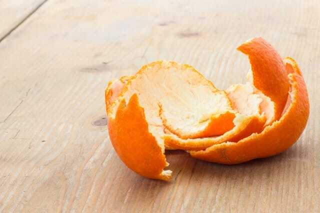 bucce arancia