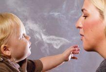 fumare bambini