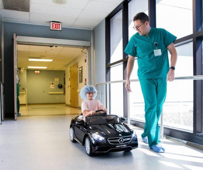 auto per ospedale