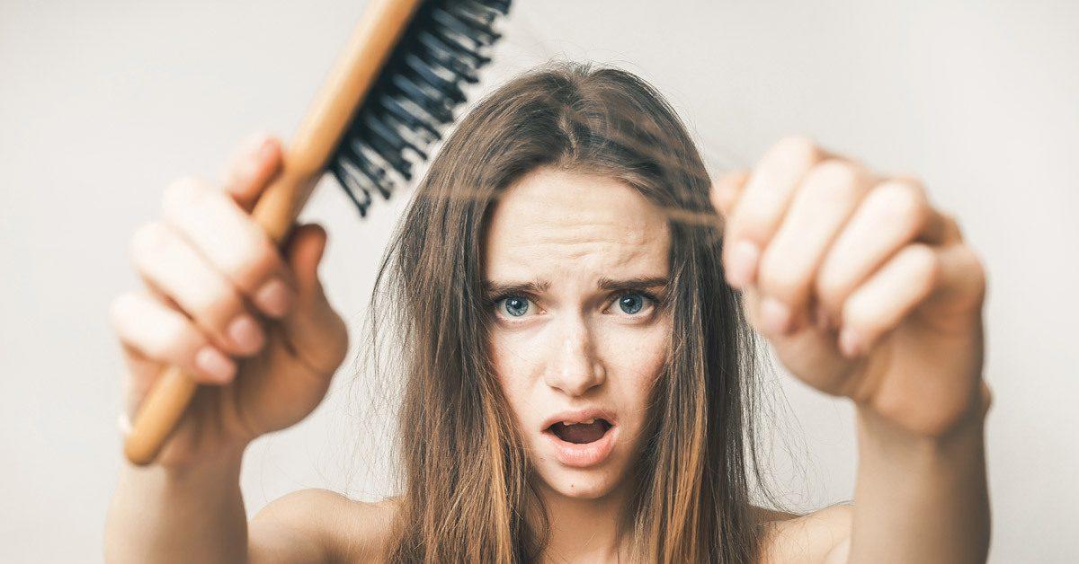 9 alimenti che aiutano ad arrestare la caduta dei capelli 504294fc56ee