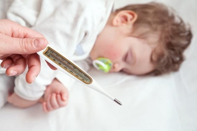 bambino-malato