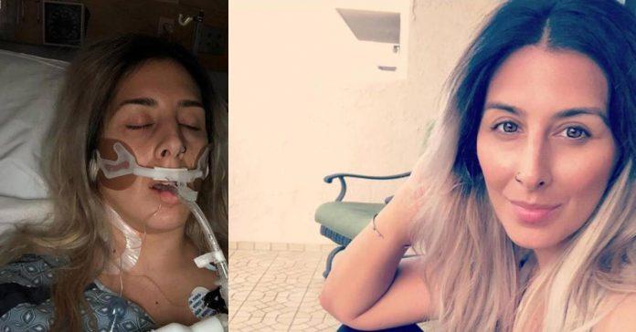 Ha rischiato di perdere la vita a causa di un tampone, il calvario di una 33enne