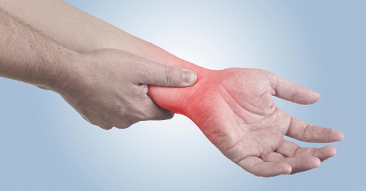 Sollievo dallartrite reumatoide mediante movimento, sintomi ed...