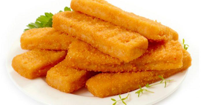 bastoncini pesce