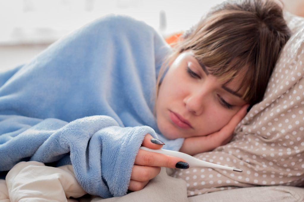 cosa fare quando la febbre non scende
