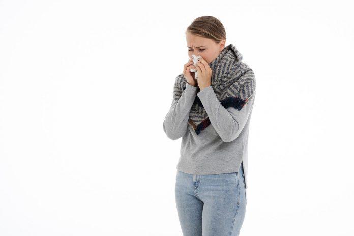 naso che cola quando fa freddo