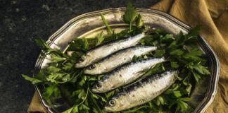 Benefici delle sardine