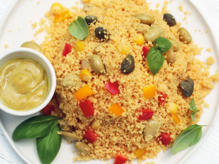 couscous vegetariano come si prepara