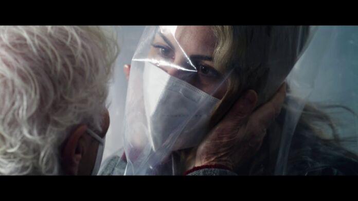 Una scena dello spot girato da Giuseppe Tornatore.